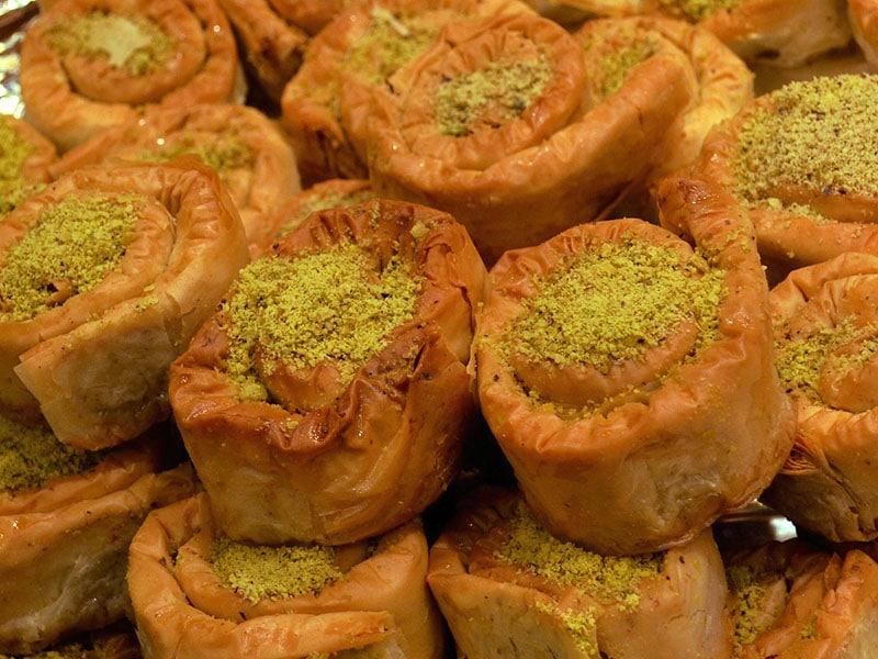 arab sweets egypt Egyptian cuisine