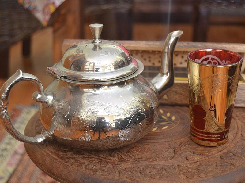 egyptian tea Egyptian cuisine
