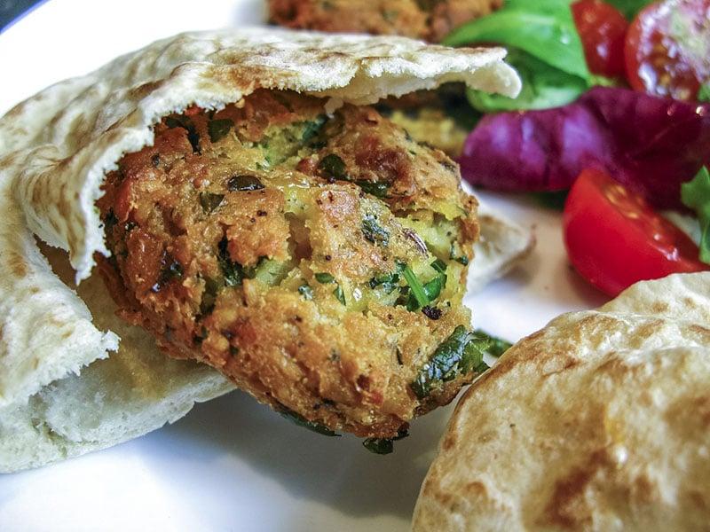 falafel egyptian food Egyptian cuisine