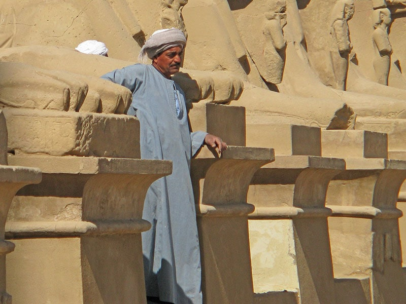 egypt luxor temple Spend Holidays in Luxor and Explore its Temples and Museums