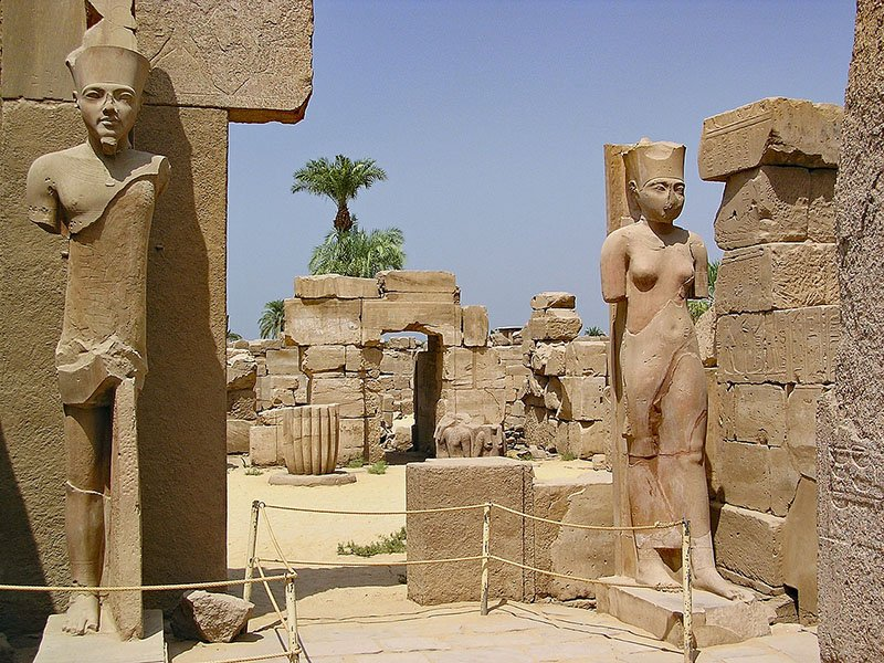 karnak temple tour egypt Spend Holidays in Luxor and Explore its Temples and Museums