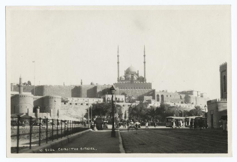 cairo citadel old photo Rare Old Photos of Egypt