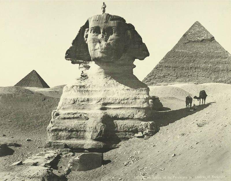 old photos of egypt Rare Old Photos of Egypt