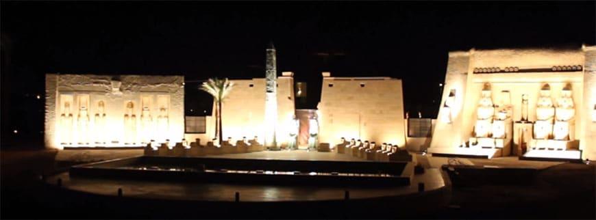 1001 nights show egypt tour