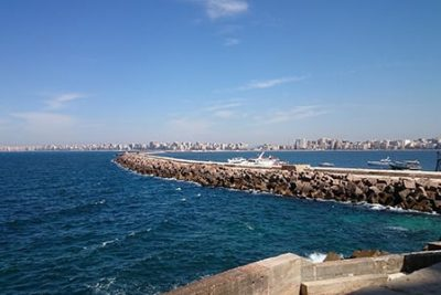 alexandria city tour 400x267 Landausflüge von Alexandria Hafen