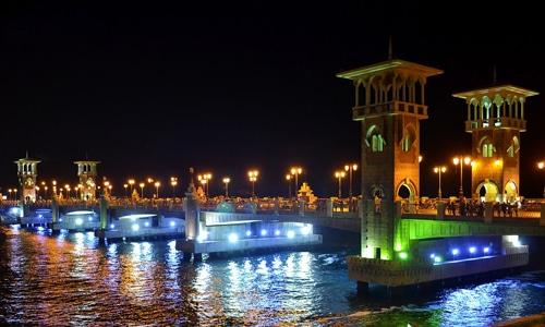 alexandria tour from cairo