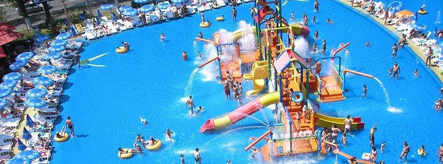 aqua park tour egyp