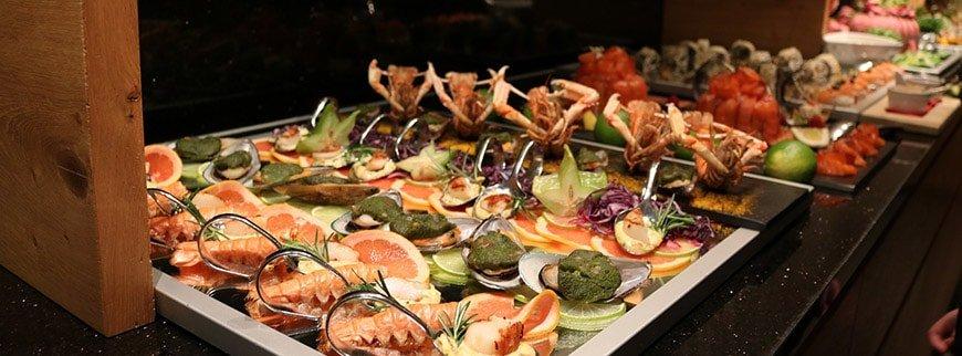 Resultado de imagem para nile cruise food