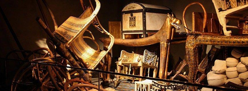 burial chamber pharaonic village cairo tour