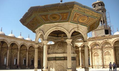 cairo mosque tour egypt