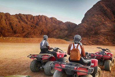 desert quad 400x267 Excursiones Hurghada