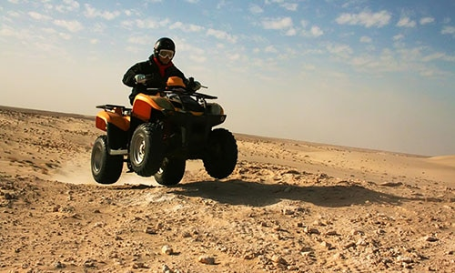 desert quad safari egypt tour