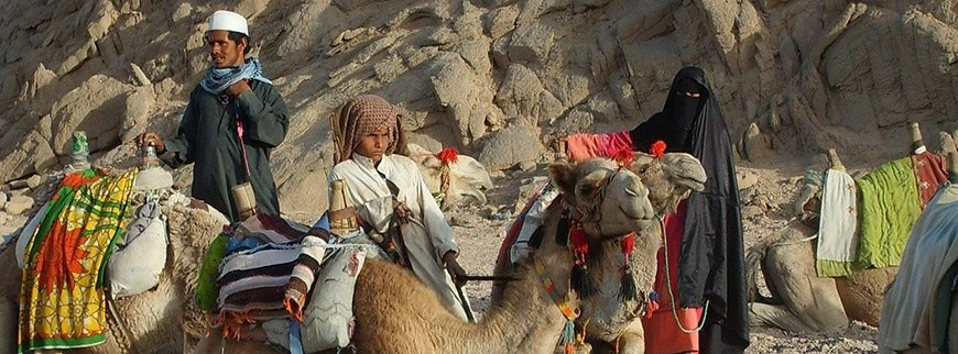 desert safari excursion egypt