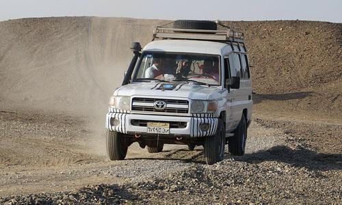 desert safari excursion from soma bay