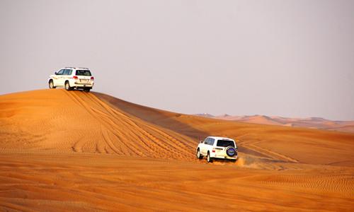desert safari tour in hurghada egypt