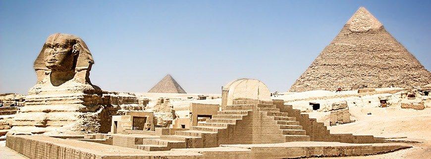 egypt giza pyramids tour