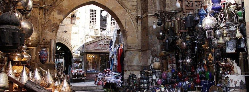 egypt khan khalili bazaar tour