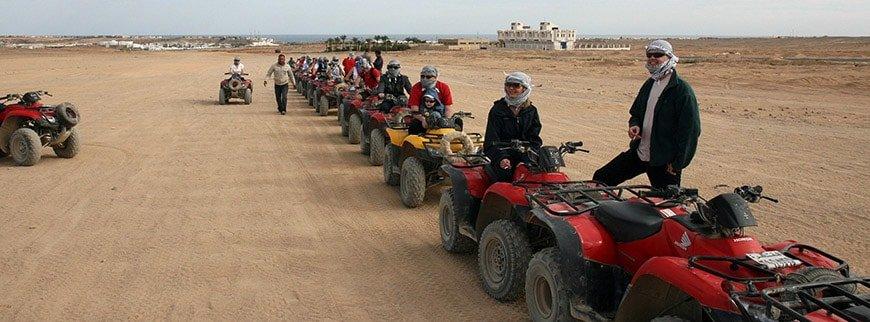 egypt quad safari excursion