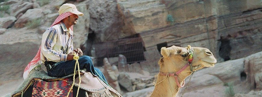 excursions egypt colored canyon