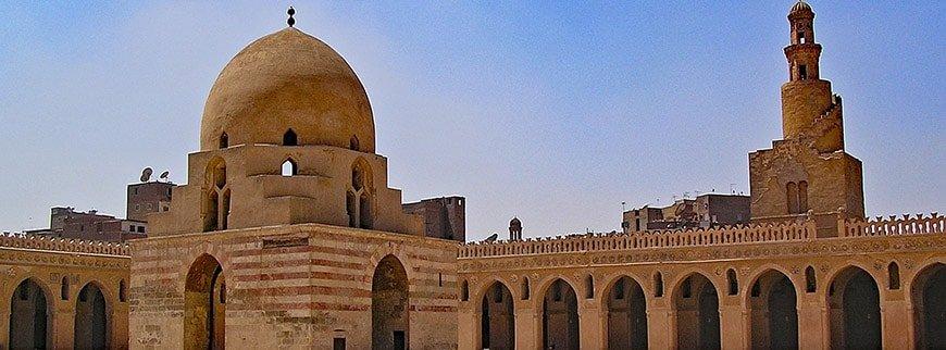 ibn tulun mosque cairo tour egypt