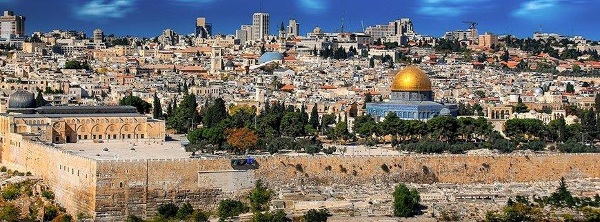 jerusalem excursion