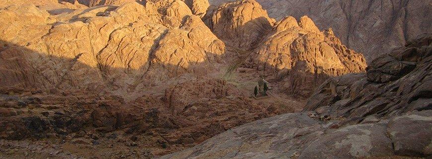 moses moun excursion egypt