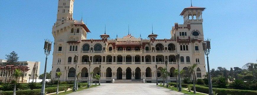 palace alexandria tour
