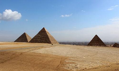 pyramids cairo tour