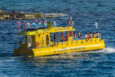 sea submarine tour egypt 400x267 Makadi Bay Ausflüge