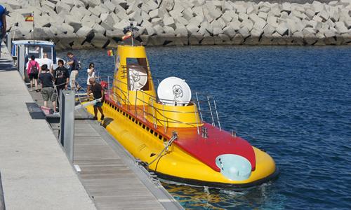 sea submarine tour