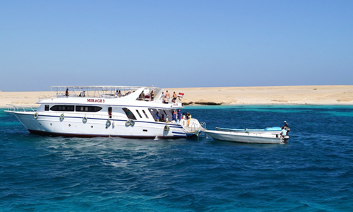snorkeling our hurghada