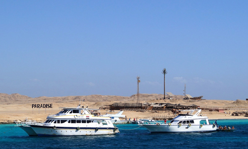 snorkeling tour to giftun from hurghada