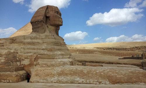 sphinx tour cairo giza egypt