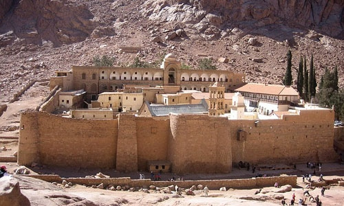 st catherine monastery tour from cairo egypt