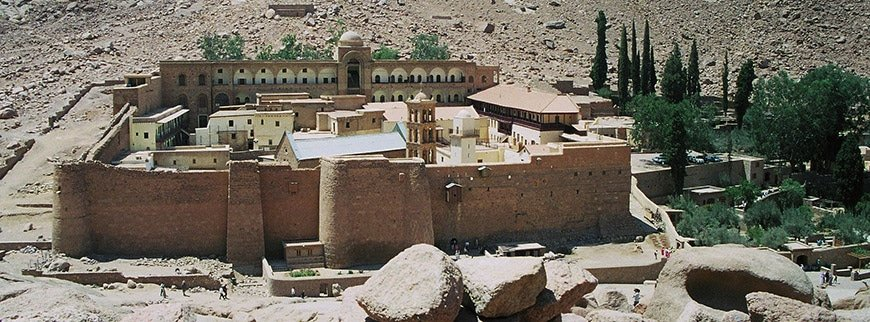 st catherines monastery excursion egypt