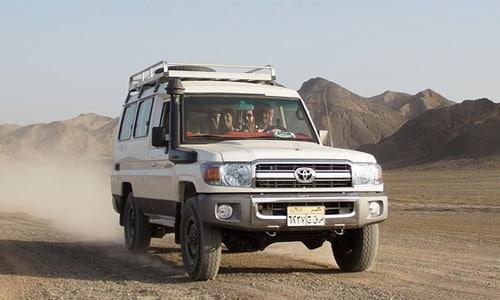 super desert safari excursion from makadi bay