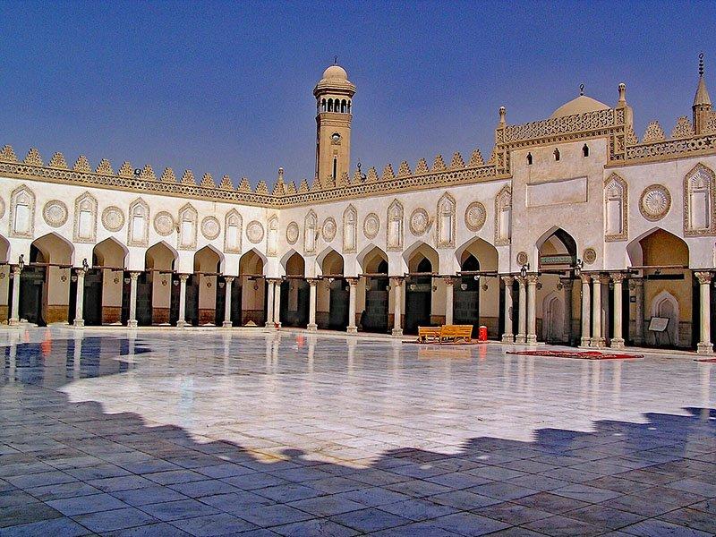 al azhar cairo mosque Cairo – The city of a Thousand Minarets