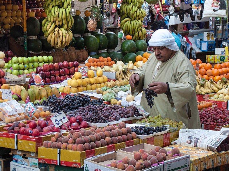 cairo market Cairo – The city of a Thousand Minarets
