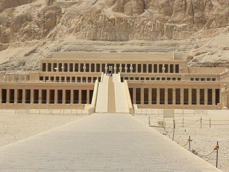 egypt hatshepsut temple tour Царица Хатшепсут