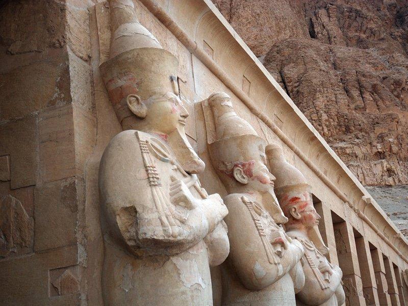 queen hatshepsut temple Царица Хатшепсут