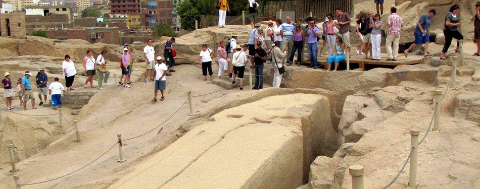 unfinished obelisk aswan egypt