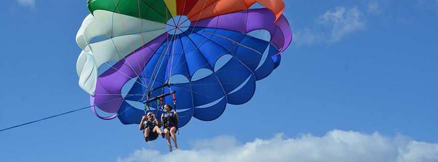 adventure parasailing tour egypt