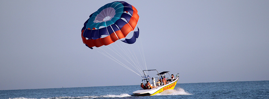 paragliding sharm el sheikh egypt