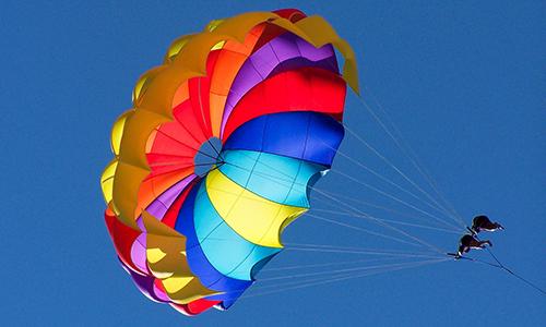 paragliding tour sharm el sheikh egypt